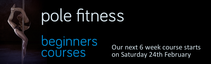 Next pole fitness beginners course starting soon