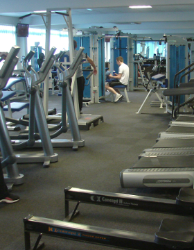 South Wigston's Friendly Gym